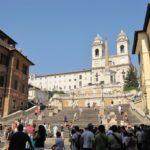 イタリア旅行のローマだけ観光スポットや夏の服装やトイレなど
