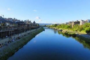 京都の川床は鴨川の木屋町でランチ!3000円台で食べられる安い店
