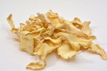 乾燥生姜を作ったら保存法は?カビを防ぐ方法と賞味期限について