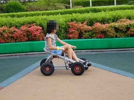 ヌマジ交通ミュージアム(広島市交通科学館)のおもしろ自転車はおもしろい!
