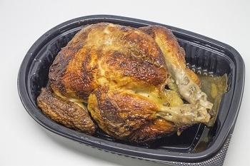 ロティサリーチキンの冷凍保存と解凍と温め方パサパサしない方法は?