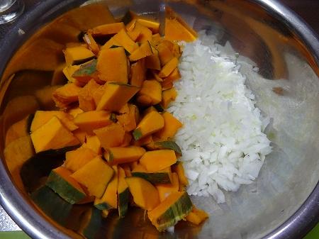 かぼちゃスープの圧力鍋での作り方と甘くないときの対処法