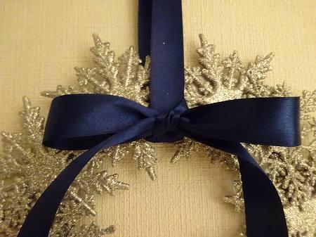 クリスマスリースの手作りは簡単に100均の材料のもので!作り方&画像つき