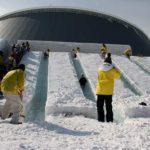 札幌雪まつりつどーむ会場へのアクセスと食事は?混雑するのはいつ?