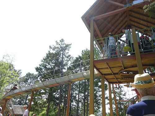 津山の子供の遊び場アスレチックで遊べる岡山ノースビレッジへ行ってみた!