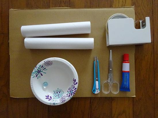 100均工作アイデア小学生でも簡単に作れるビー玉コースターの作り方