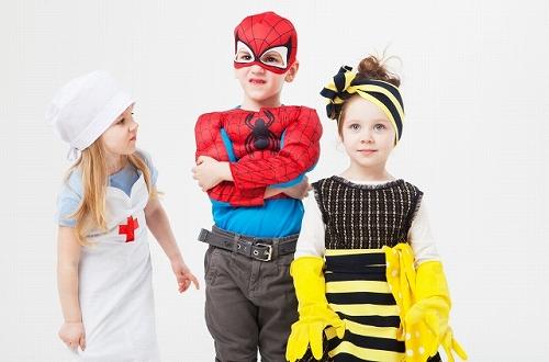 ハロウィン仮装で子供に人気の女の子用可愛いコスチュームBEST5!